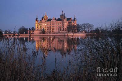 Photograph - Schwerin Castle 2 by Rudi Prott