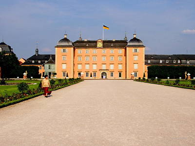 Photograph - Schwetzingen Castle by Deborah  Crew-Johnson