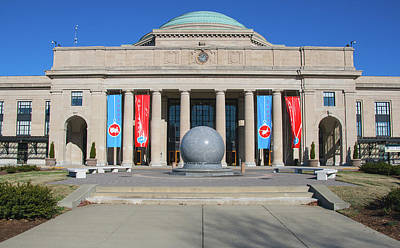 Photograph - Science Museum Of Virginia 10 by Joseph C Hinson Photography