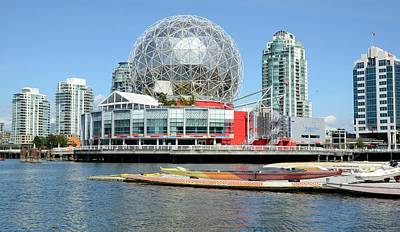 Photograph - Science World 2 by Fraida Gutovich