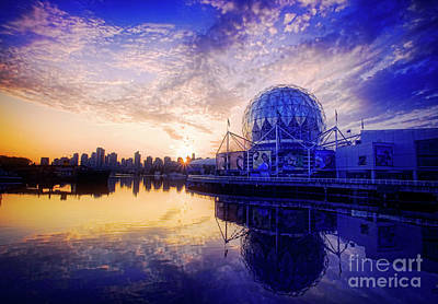 Photograph - Science World by Scott Kemper