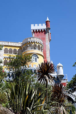 Photograph - Sparkling Sintra by Brenda Kean