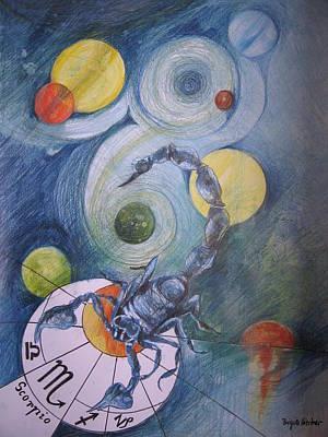 Scorpio Original by Brigitte Hintner