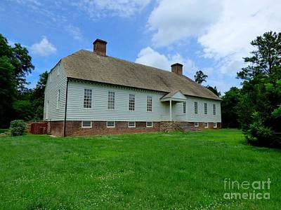 Photograph - Scotchtown Plantation by Jean Wright