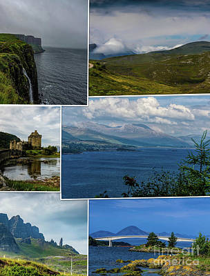Photograph - Scotland Country by Elvis Vaughn
