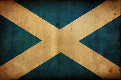 Ancien Digital Art - Scotland by NicoWriter