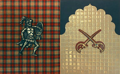 Scottish Arabian Art Print by Paul Knotter