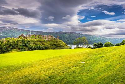 Photograph - Scottish Castle by Bill Howard