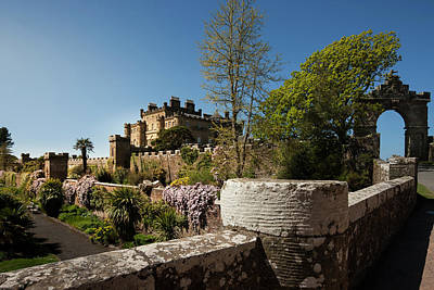 Photograph - Scottish Castles Prints by Alex Saunders