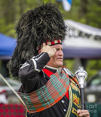 Photograph - Scottish Salute by Joann Long