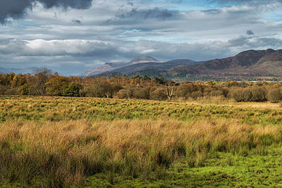 Photograph - Scottish Scenery At Gartocharn by Jeremy Lavender Photography
