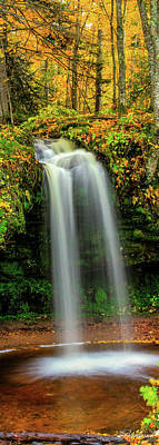 Photograph - Scotts Fall by Burland McCormick