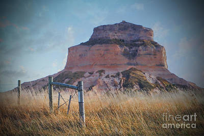 Photograph - Scottsbluff by Elizabeth Winter