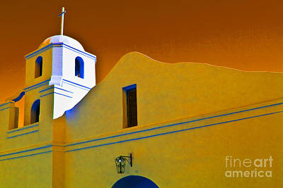 Scottsdale Mission Art Print