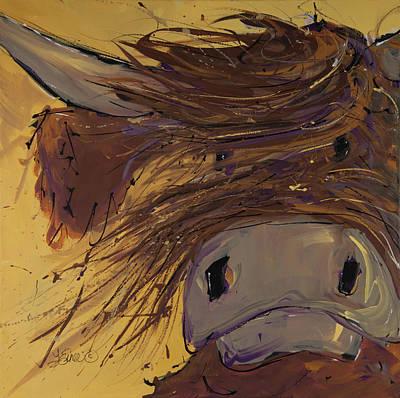 Painting - Scotty by Terri Einer