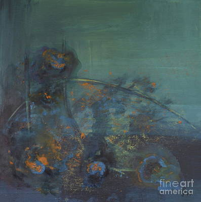 Mixed Media - Scoure Of Life V by Christiane Schulze Art And Photography