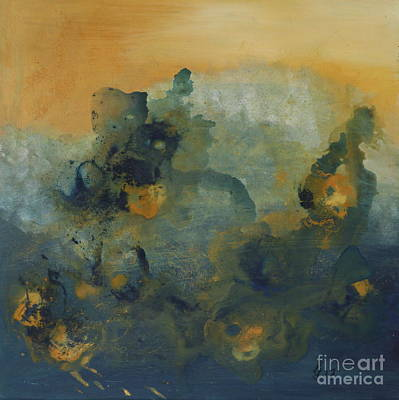 Painting - Scoure Of Life Vi by Christiane Schulze Art And Photography