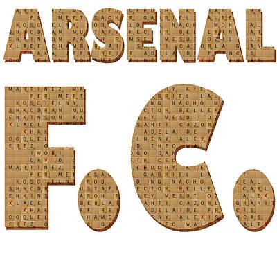 Scrabble Arsenal Original