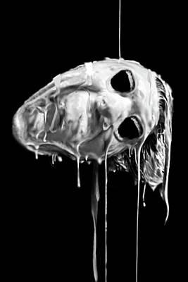 Digital Art - Scream by Alexis Kadonsky