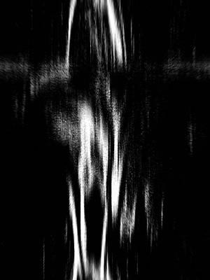 Scream Art Print by Charleen Treasures