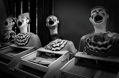Photograph - Scream For Help by Nareeta Martin