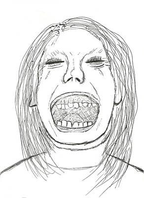 Scream Like A Little Girl Original