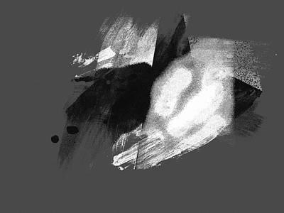 Digital Art - Scream Of The Wild Stallion by Robert Frank Gabriel