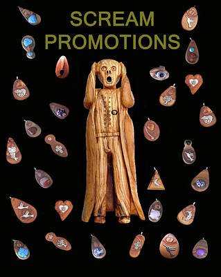 Scream Promotions Art Print