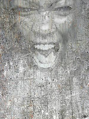 Mixed Media - Scream by Tony Rubino