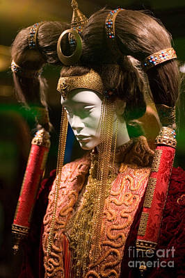 Screen Used Photograph - Screen Worn Queen Amidala by Micah May