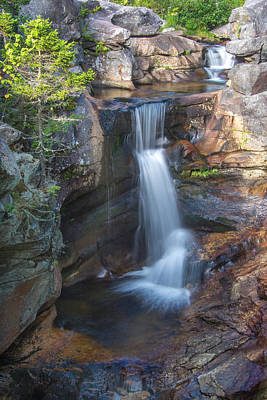 Photograph - Screw Auger Falls 1221 by Guy Whiteley