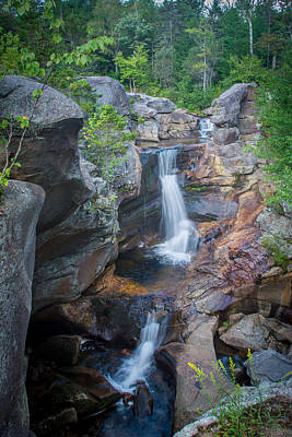 Photograph - Screw Auger Falls 1228 by Guy Whiteley