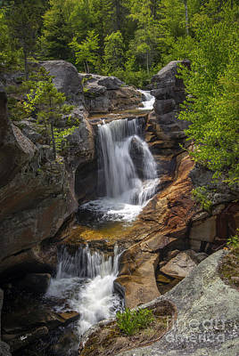 Photograph - Screw Auger Falls by Alana Ranney