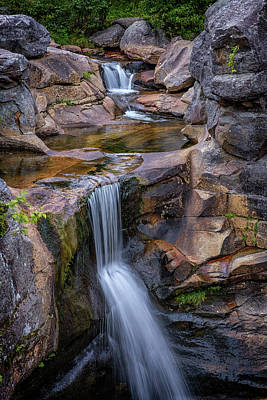 Photograph - Screw Auger Falls by Rick Berk