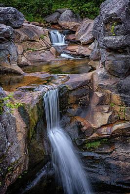 Photograph - Screw Auger Falls by Rick Berk