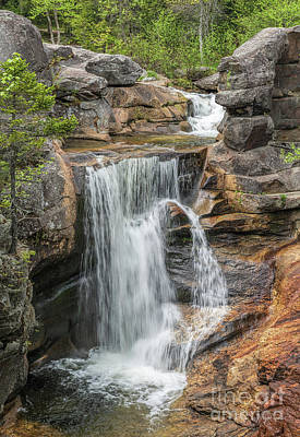 Photograph - Screw Auger Falls by Sharon Seaward