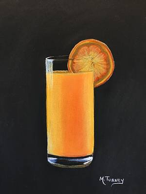 Pastel - Screwdriver by Michele Turney