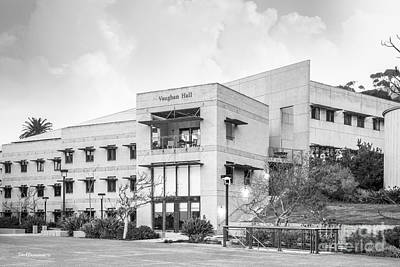 Photograph - Scripps Institution Of Oceanography Vaughan Hall by University Icons