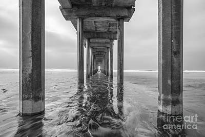 Photograph - Scripps Pier La Jolla by Ben Graham