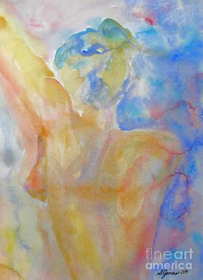 Scrutiny Art Print by Shelley Jones