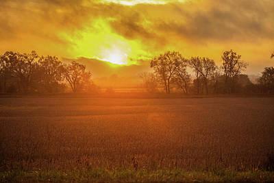 Photograph - Scud Morning by Jim Bunstock