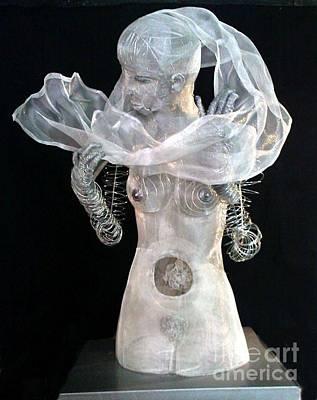 Sculpture - Sculpture 1 by Lydie Dassonville