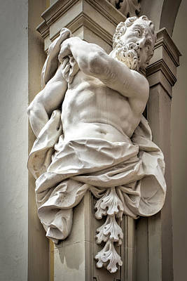 German Photograph - Sculpture At Ludwigsburg Palace by Marcia Colelli