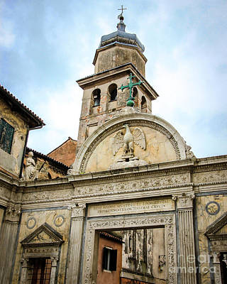 Photograph - Scuola Grande di San Giovanni Evangelista by Irenka Hammell
