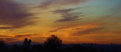 Photograph - Sd Sunrise 7 by Phyllis Spoor