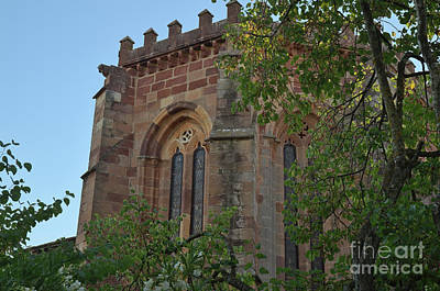 Castle Photograph - Se Church Tower In Silves by Angelo DeVal