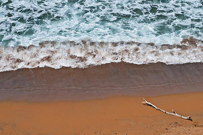 Photograph - Sea And Beach Colors by Pedro Cardona