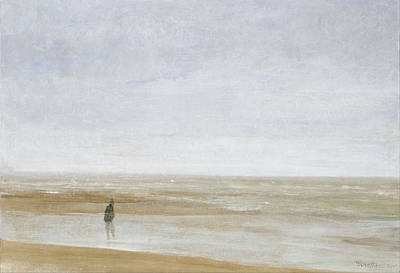 Whistler Painting - Sea And Rain by James Abbott McNeill Whistler