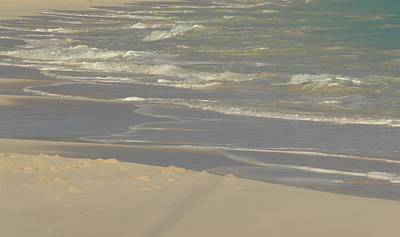 Photograph - Sea And Sand by Margaret Brooks