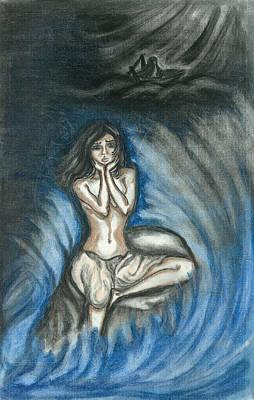 Sea And Soul Art Print